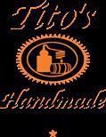 Tito's Handmade Vodka Logo